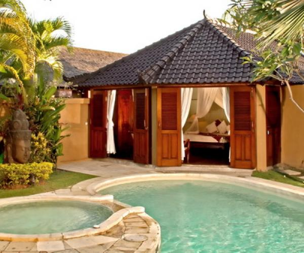 Three Brothers Bungalows: Bali Luxury Private Villa Seminyak