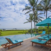 Villa Tanju, bali luxury beachfront villas