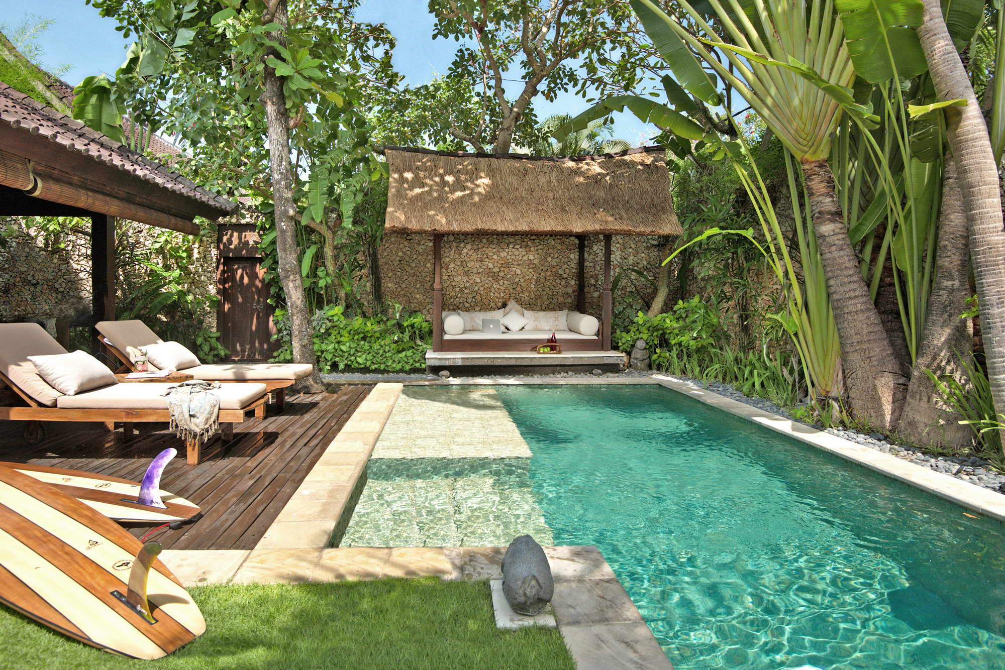 Villa Kubu Bali Private Villas Bali Close To The Beach